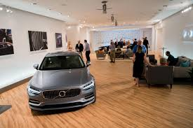 volvo official site volvo opens new york city pop up store meatpacking district
