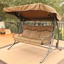 outdoor glider swing with table outdoor glider with canopy phpilates com