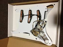 how easy is it to install a loaded pickguard seymour duncan