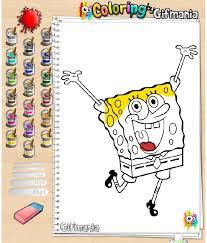 free spongebob coloring pages kids spongebob coloring pages