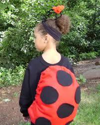 no sew lucky ladybug costume hgtv