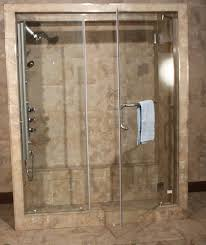 Shower Doors Prices Semi Frameless Shower Enclosures And Glass Doors For Bath Within