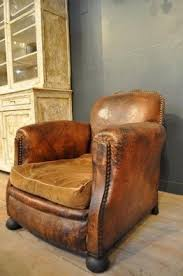 Leather Club Armchair Leather Western Chair Foter