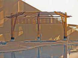 Timber Trellis Timber Shelters Western Wood Structures Inc