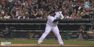 Prince Fielder Memes - the prince fielder bat flip that ball will now be exiting the