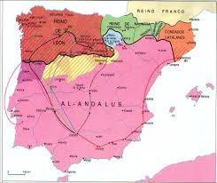 Map Of Renaissance Europe by Al Andalus U2013 A Failed Renaissance Stottilien