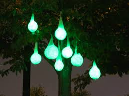 Simple Halloween Decorations Outdoor by How To Make Glowing Halloween Light Pods Hanging Lights Paper