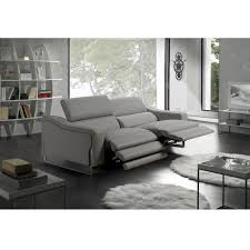 Electric Leather Sofa Molder Leather Sofa Sectional Collection With Electric Power
