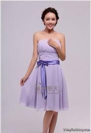 light purple short dress light purple short bridesmaid dress 2016 2017 b2b fashion