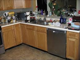 kitchen restaining kitchen cabinets how much does cabinet