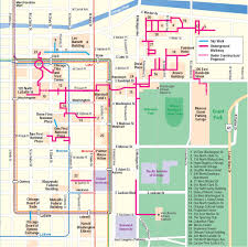 Chicago Loop Map by The Digital Research Library Of Illinois History Journal The
