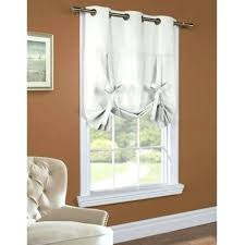 Tie Up Curtain Shade White Tie Up Curtains Tie Up Curtains White White Tie Up