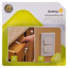 Safety First Cabinet And Drawer Latches Safety 1st Home Safeguarding Set White Target