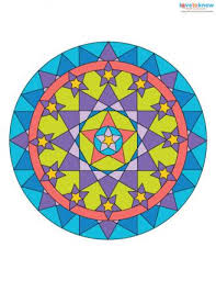color designs mandalas for meditation and coloring lovetoknow