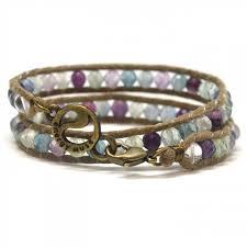 energy bracelet images Rainbow bracelet view a fluorite bracelet from energy muse today jpg