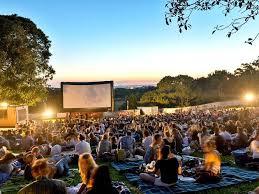 Sunset Cinema Botanic Gardens The Best Outdoor Cinemas In Melbourne
