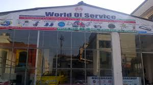 friendly neighbourhood garage world of service sector 63 noida