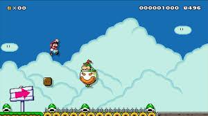 Super Mario World Level Maps by Super Mario Maker Review Gamerevolution