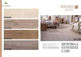 Sensa Laminate Flooring Laminato Sensa Modello Solido Elite Nord Kit Scale