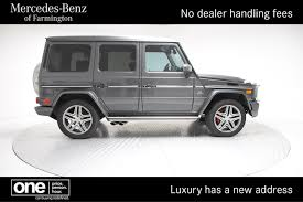mercedes suv amg price pre owned 2013 mercedes g class g 63 amg suv suv in