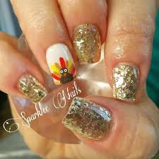 15 best turkey nail designs ideas trends 2015 thanksgiving
