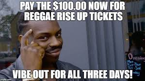 Reggae Meme - roll safe think about it meme imgflip
