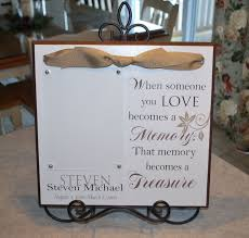 cher u0027s signs by design memorial plaque home decorating