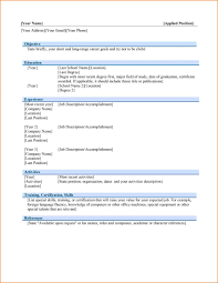 simple company profile template promise to pay note free
