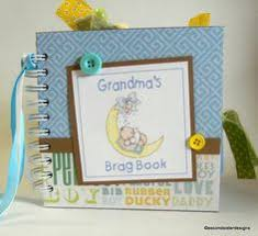 brag book photo album s brag book baby picture journal mini scrapbook baby