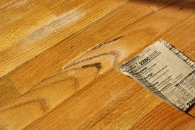 Hardwood Floor Planks How To Clean Mold From A Wood Floor 4 Steps