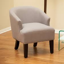 shop best selling home decor cardiff light grey club chair at