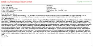 graphic designer dtp operator cover letters