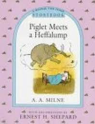 9780525450429 piglet meets heffalump storybook winnie pooh