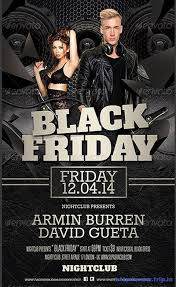35 best black friday club party flyers 2016 frip in
