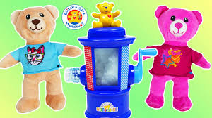 build a teddy build a workshop playset