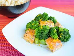 ingredient cuisine 5 ingredient salmon and broccoli stir fry recipe dudash