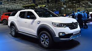 renault indonesia renault alaskan pickup goes on sale in europe this september
