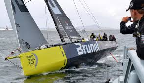 volvo head office south africa damen patrol vessel starts volvo ocean race cape town