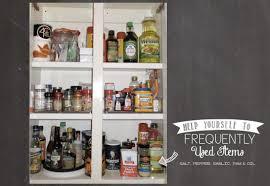 diy kitchen cabinet organization ideas exitallergy com