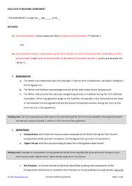 awesome collection of sample cover letter to music publisher with