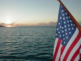 American Flag Sunset Wallpapers American Flag