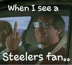 Funny Steelers Memes - i never claimed to be a steelers fan so living in steelers country