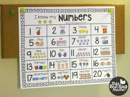 gumball math mats for numbers 1 20 this reading mama
