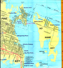 Map Of The Keys Florida history of no name key