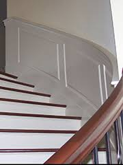 Pvc Wainscoting Kits - wainscoting can be made from mdf pvc moisture resistant u0026 fire