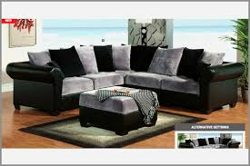 sectional sofas with ottoman 50 beautiful grey sectional couch with ottoman living room