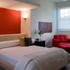 Red Bedroom Accent Wall - red master bedroom photos hgtv