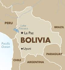 south america map bolivia bolivia geography and maps goway travel