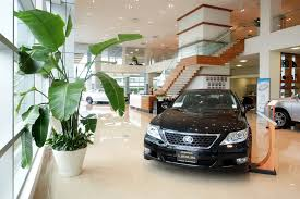 lexus richmond service subtle plantings drive high design at lexus car dealership