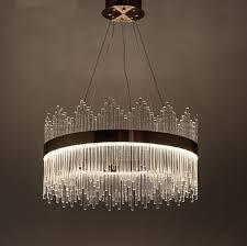 Pendant Light Rods New Design Luxury Modern Led Pendant Lights Gold
